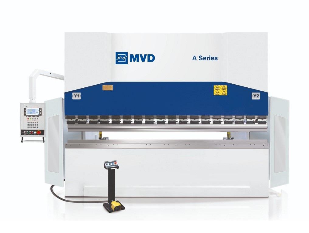 MVD iBend A-sarjan särmäyskone.
