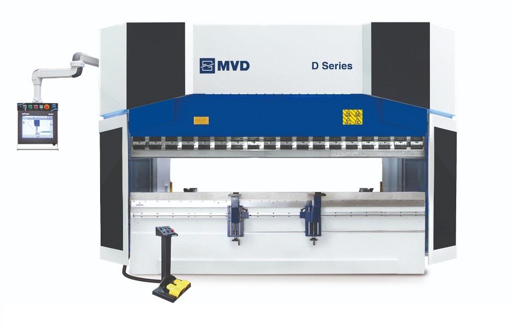 MVD iBend D-sarja särmäyskone.